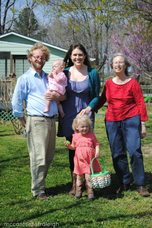 Family Easter 2015